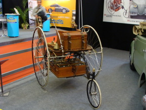 Ayrton & Perry Tricycle