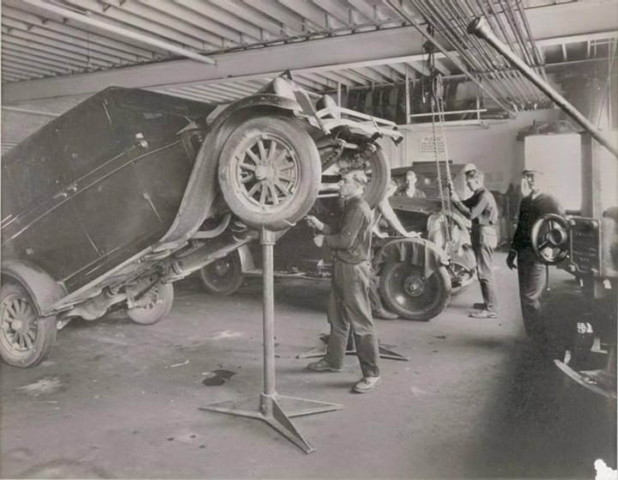 1930 Workshop