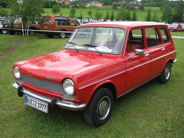1977 Simca 1100 GLS Break--