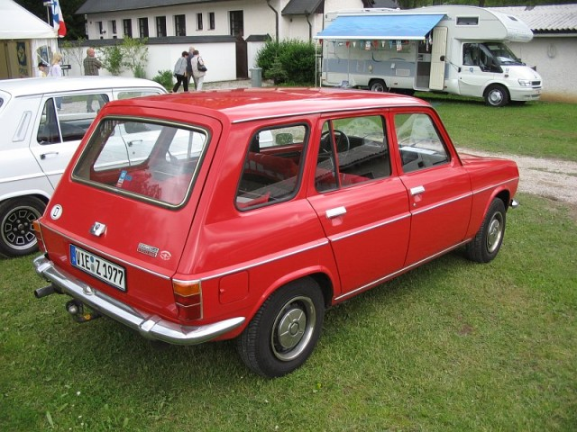 1977 Simca 1100 GLS Break